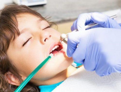 بیهوشی عمومی برای دندانپزشکی کودکان