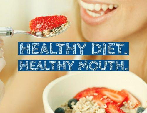 بهترین تغذیه برای داشتن دندان هایی سالم