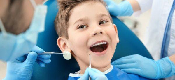 بهداشت دهانی کودکان