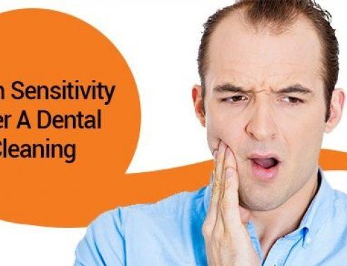 علت حساسیت دندان پس از پاکسازی توسط دندانپزشک